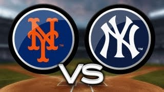 Daily recap: ike davis had a two-run knock in five-run first inning as the mets topped yankees for third consecutive night, 9-4 check out http://ml...