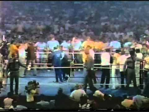 Sugar Ray Leonard vs Pete Ranzany Part 2