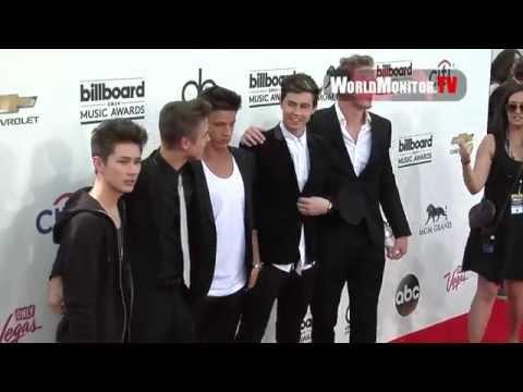 Carter Reynolds, Matthew Espinosa, Cameron Dallas, Nash Grier Billboard Music Awards 2014