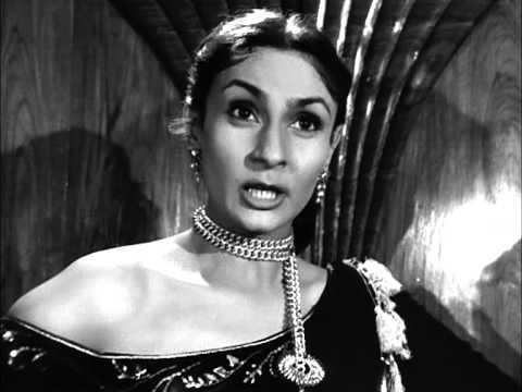 Nadira Bashes Raj Kapoor - Shree 420 Most Viewed Scenes