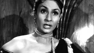 Nadira Bashes Raj Kapoor - Shree 420 Most Viewed Scenes