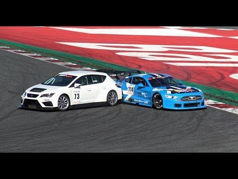 CER Circuit Montmelo Show&Mistakes (Edgar-RaceVideos)