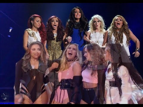 WHEN LITTLE MIX MADE HISTORY !!!!!