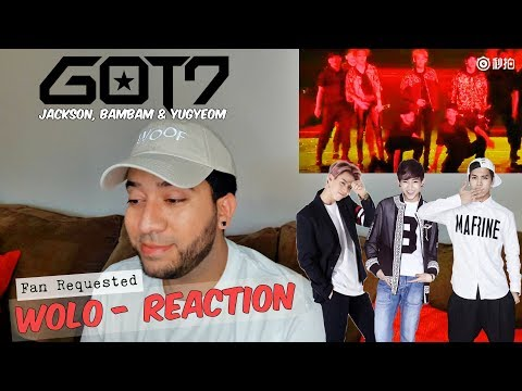 GOT7 Jackson, BamBam, Yugyeom - WOLO Reaction