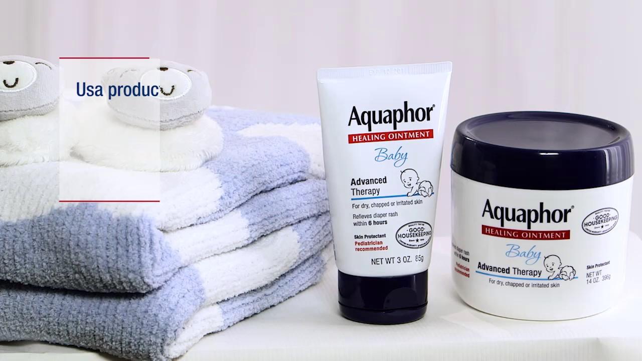7 Consejos para Tratar y Prevenir la Dermatitis del Pañal | Aquaphor Baby