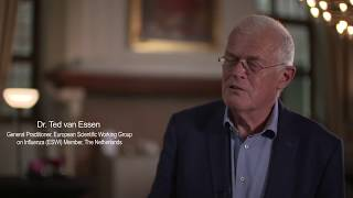 Dr. Ted van Essen, ESWI Flu and diabetes roundtable Oct. 25, 2017