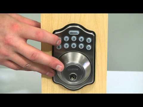 Lockstate Rdj Keyless Digital Door Lock Doovi