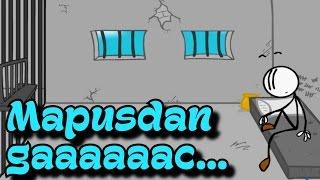 Escaping the Prison | Mapusdan gaaaaaaç | [TBO] Tek Bölümlük Oyun | Ümidi
