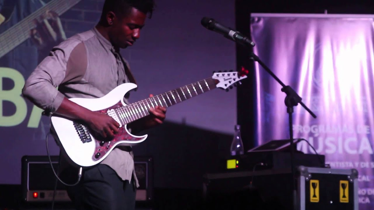 tosin abasi animals as leaders the woven web live bogotÃ