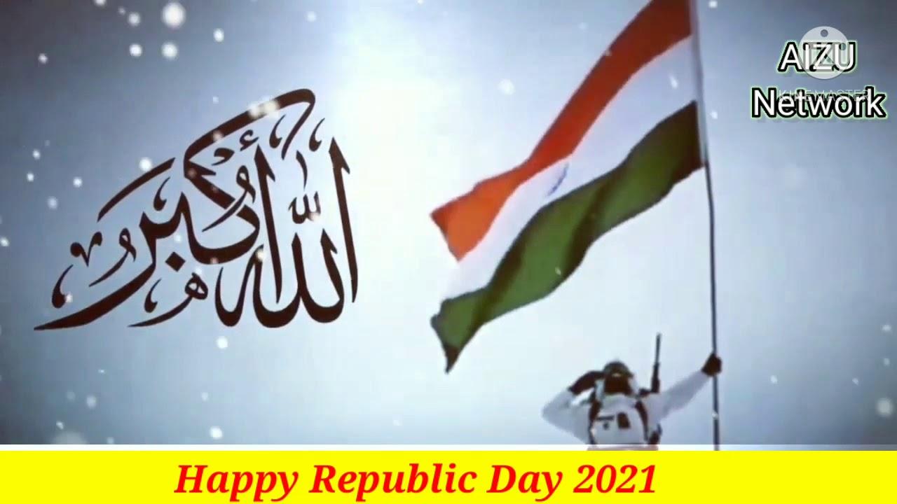 Happy Republic Day Status Republic Day 2021 Whatsapp Status Facebook Status Muslim Islamic Youtube Happy republic day images 2021 muslim