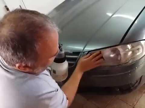 Técnica PULIDO DE OPTICAS