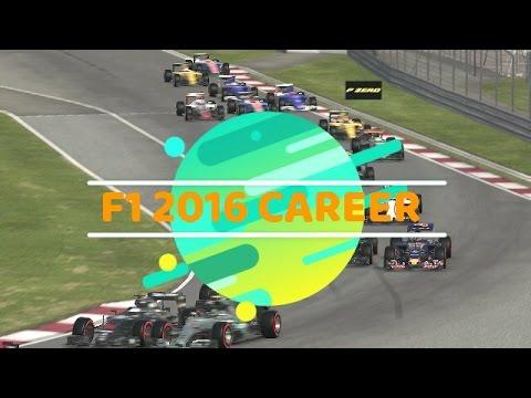 F1 2016 race #3 S3 | HAMILTON IS NIET TE STOPPEN! | Nederlands/Dutch
