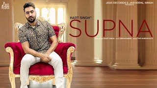 Supna Lyrical Hart Singh New Punjabi Songs 2020 New Punjabi Song 2019 Jass Records