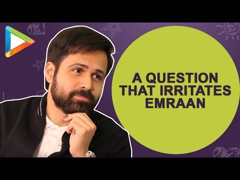 CRAZY- One Question that IRRITATES Emraan Hashmi a lot is...| Cheat India Mp3