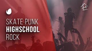Skate Punk Highschool Rock   Audiojungle Music for Videos