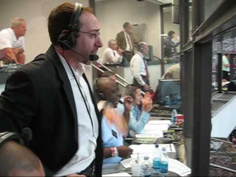 Inside the Arizona Cardinals Radio Booth - NFC Championship (01-18-09)