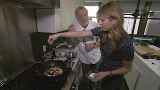 Chef Jonathan Waxman Shares Holiday Dinner Recipes
