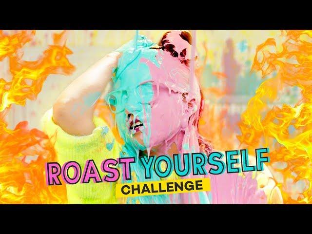 ROAST YOURSELF CHALLENGE · CRAFTINGEEK 2.0 🎨