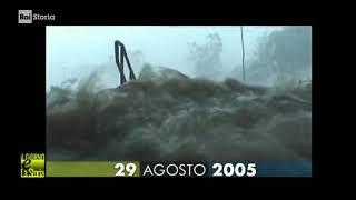 (uragani & Storia) 29 agosto 2005 America: Katrina, il 6° uragano atlantico più forte