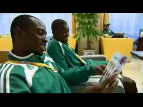 Coach Samson Siasia Nigerian Mens Soccer Finals Interview