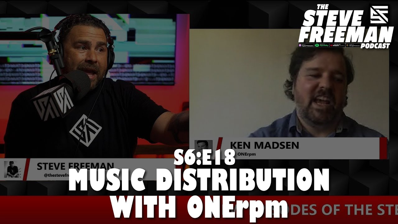Music Distribution with ONErpm | SFP S6:E18