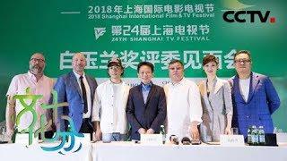 《文化十分》 聚焦上海国际影视节 白玉兰奖评委:时代感 价值观和审美是好作品的必备要素 20180617 | CCTV综艺