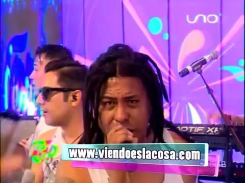 VIDEO: MISTER YO - Mini Concierto TOP UNO (parte 2) - WWW.VIENDOESLACOSA.COM - Cumbia 2016