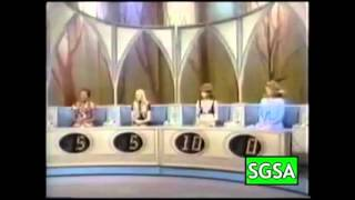 Funny Game Show Fail- Favorite thing at Super Market