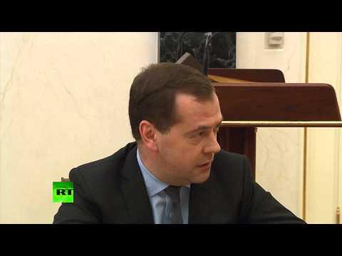 Медведев на латыни объяснил, почему Украина будет должна России $11 млрд