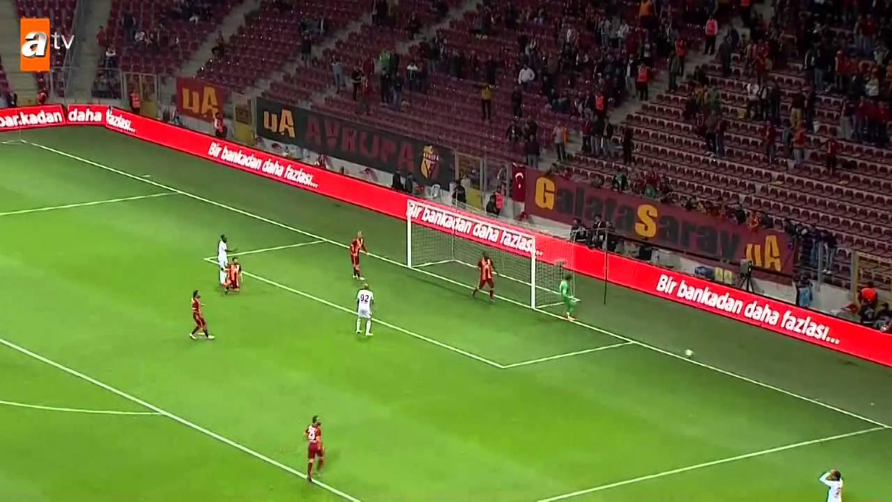 Galatasaray - Sivasspor | Yarı Final İlk Maç (Kısa Özet) - a Spor