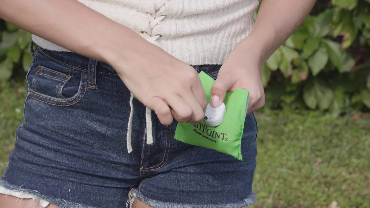 Light Up Bean Bag Toss Battery Replacement