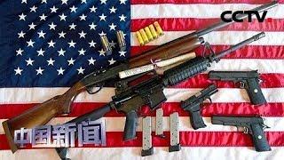 [中国新闻] 美国白宫前数百人聚集 要求政府严控枪支   CCTV中文国际