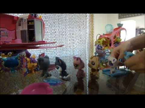 LPS  Littlest Pet Shop  goes to Hawaii home