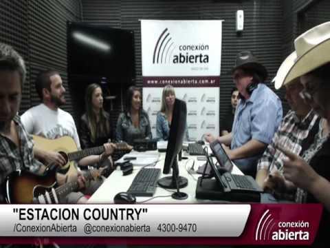 ESTACION COUNTRY  01-03 Radio Conexión Abierta