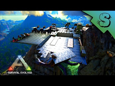 FLYER PLATFORM & HIGH LEVEL QUETZ TAME! | Ark: Survival Evolved [S2E29]