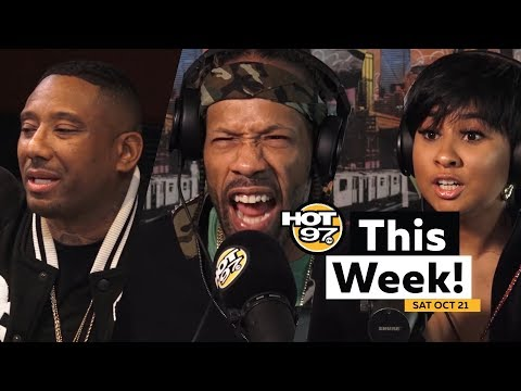 Download Youtube: Redman, Maino, Tammy Rivera speak + RZA & SNS Freestyle @ HOT 97 This Week!