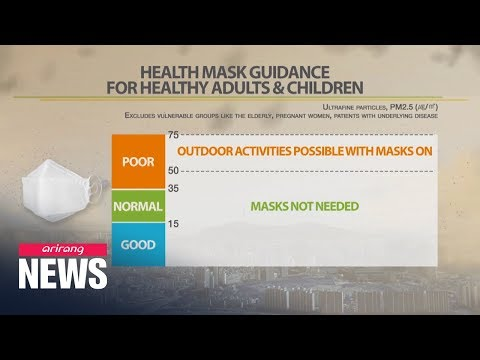 Health masks not necessary for healthy adults, children at poor ultrafine particle levels thumbnail
