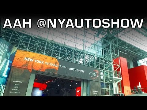 All You Wanna Know About The New York Auto Show - Autoline After Hours 373