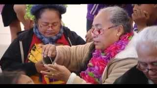A group of Tuvalu mamas are turning heads in the local art scene wi...