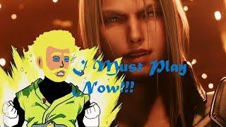 Final Fantasy 7 Remake, New 2019 Trailer! FF7 release date!
