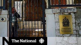 Canada pulls diplomats