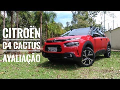 SUV turbinado: Citroën C4 Cactus THP   Avaliação iCarros