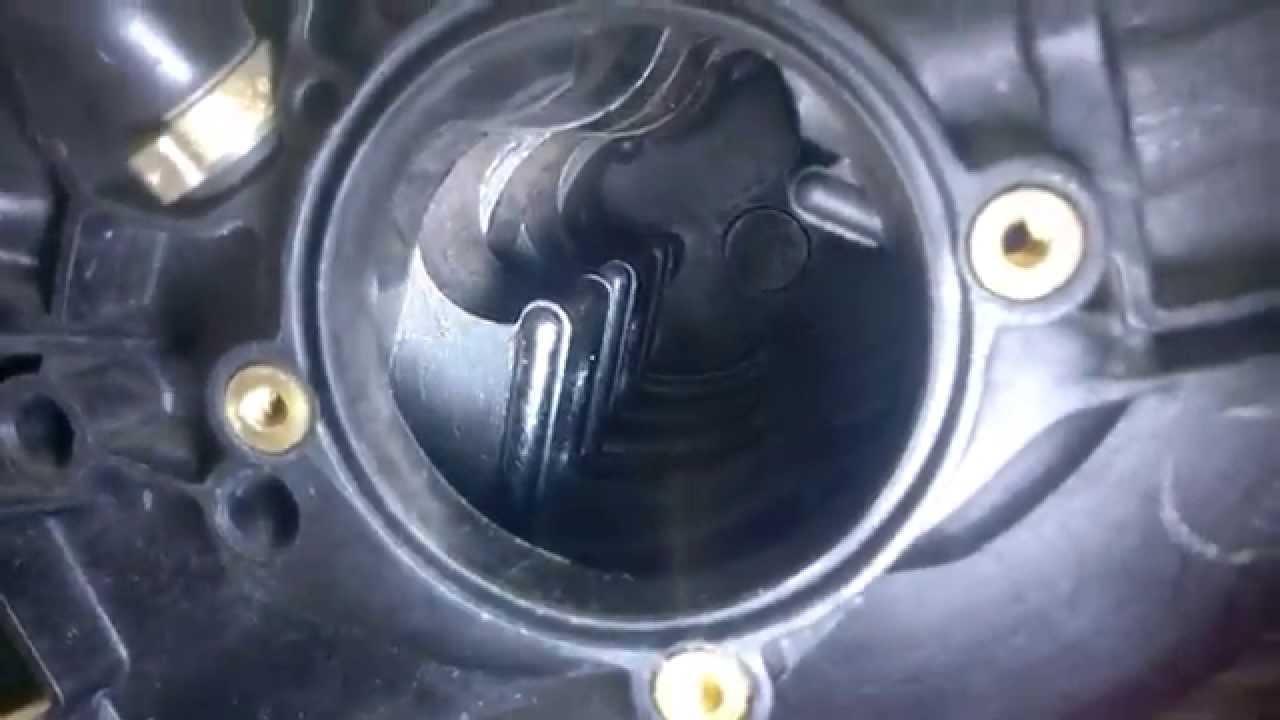 схема расположения деталей двигателя аан ауди