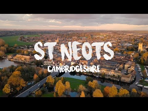 ST NEOTS - CAMBRIDGESHIRE - PROMO VIDEO - SoMediaFilmmaking