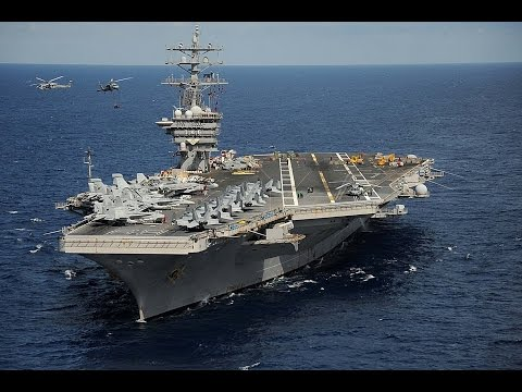 MegaStructures - USS Ronald Reagan (National Geographic Documentary)