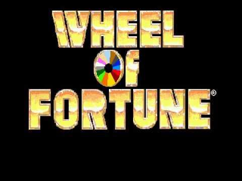 Wheel of fortune genesis title music youtube