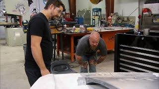 Repairing the Heat Stress on the Deck Lid | Fast N Loud