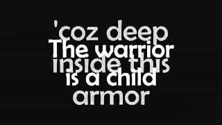 warrior is a child karaoke
