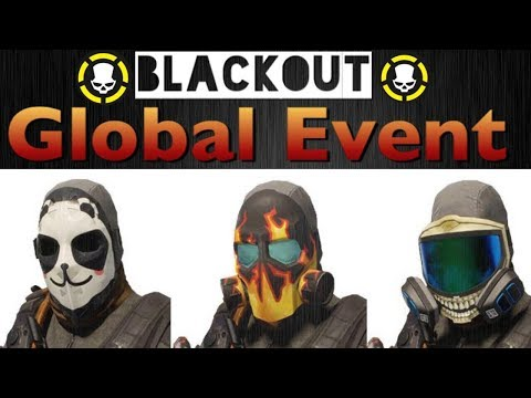 Division - Blackout Global Event is live!