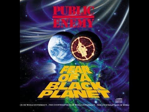 Public Enemy - Fear of a Black Planet (Full Album) [1990] (HQ)